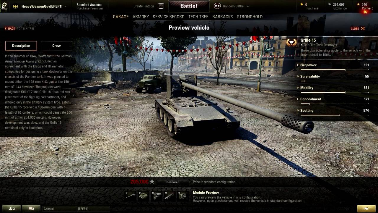 World of Tanks - How to enable x16 and x25 Zoom - YouTube
