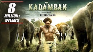 Video Kadamban (Hindi) Official Trailer | Arya, Catherine Tresa | Riwaz Duggal | Yuvan Shankar Raja download MP3, 3GP, MP4, WEBM, AVI, FLV Agustus 2019