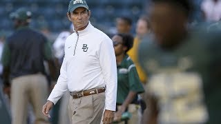 Writer's Block - Art Briles Coaching Again