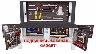 видео Верстак в шкафу или домашняя мастерская