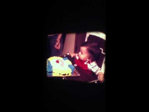 Danny's First birthday