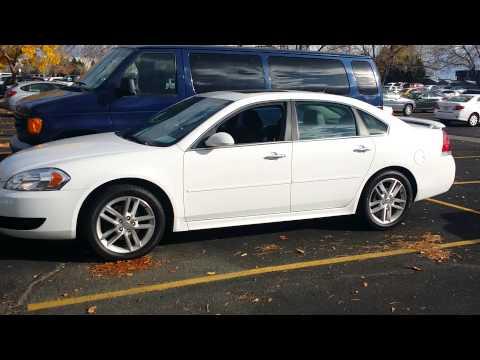 2013 impala ltz owners manual