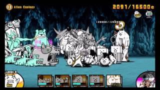 The Battle Cats - Alien Ecology
