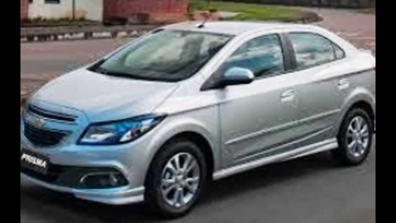 Chevrolet Novo Prisma 2013/2014 preço R$34,990 - YouTube