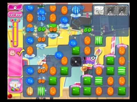 Candy Crush Saga Level 2361 - NO BOOSTERS