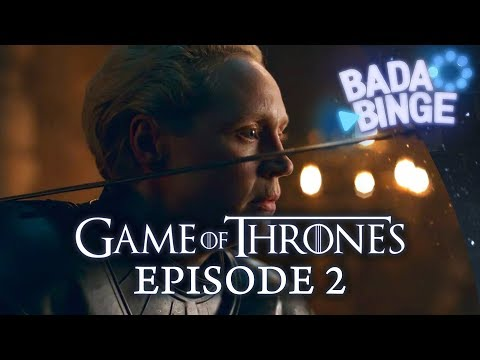 Play A Knight of the Seven Kingdoms: Game of Thrones Staffel 8 Episode 2 Review | Bada Binge Spezial #02