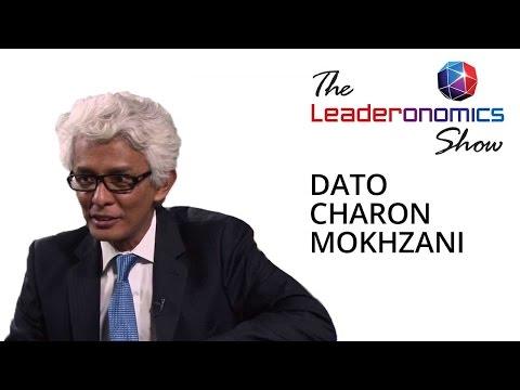 The Leaderonomics Show - Dato Charon Mokhzani, MD, Khazanah Research Institute