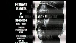 ESP-4069 -- PHAROAH SANDERS -- IN THE BEGINNING -- 4 SET - DISC 1