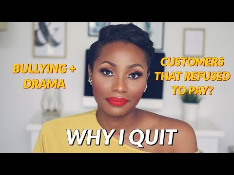 WHY I STOPPED BEING A MAKEUP ARTIST |  DIMMA UMEH