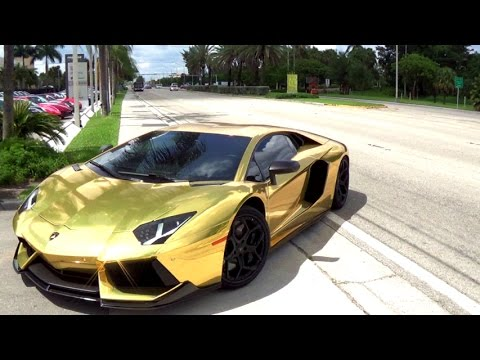 The World S Best Supercars Lamborghini Aventador Vs
