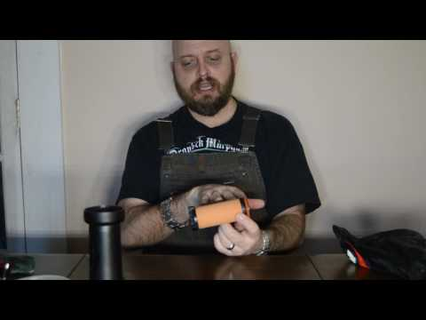 MSR Water Filter Discussion and Cleaning