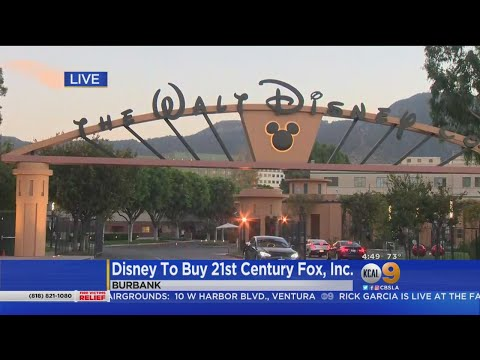 Disney's Takeover Of Fox Is A Message For Netflix