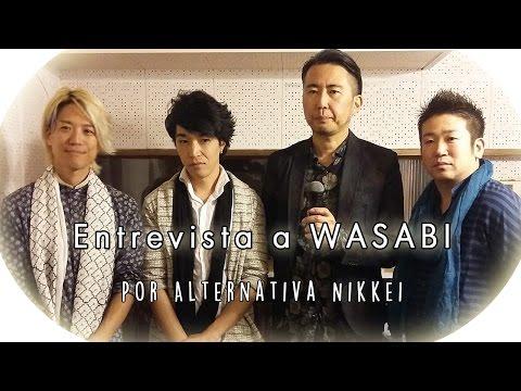 Entrevista a WASABI