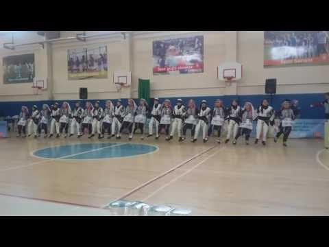 Zübeyde Hanım 7 Bölge Halk Oyunları Yarışması  Silivri Ekibi