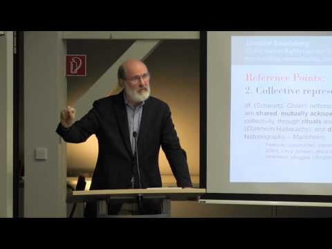 Joachim Savelsberg: Global Human Rights Law and National Cultures