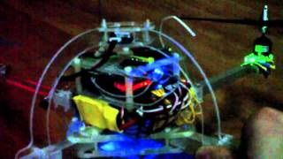 ArduCopter - Inside test and close looku...