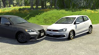 Traffic Car Crashes Compilation #11 - BeamNG.Drive