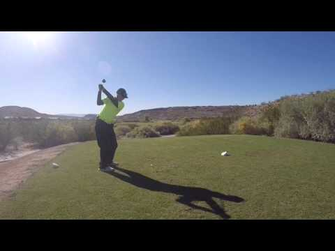 Video of my complete round at Coral Canyon Golf Course in Hurricane, Utah on November 14, 2015