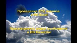 видео ABC- и XYZ-анализ