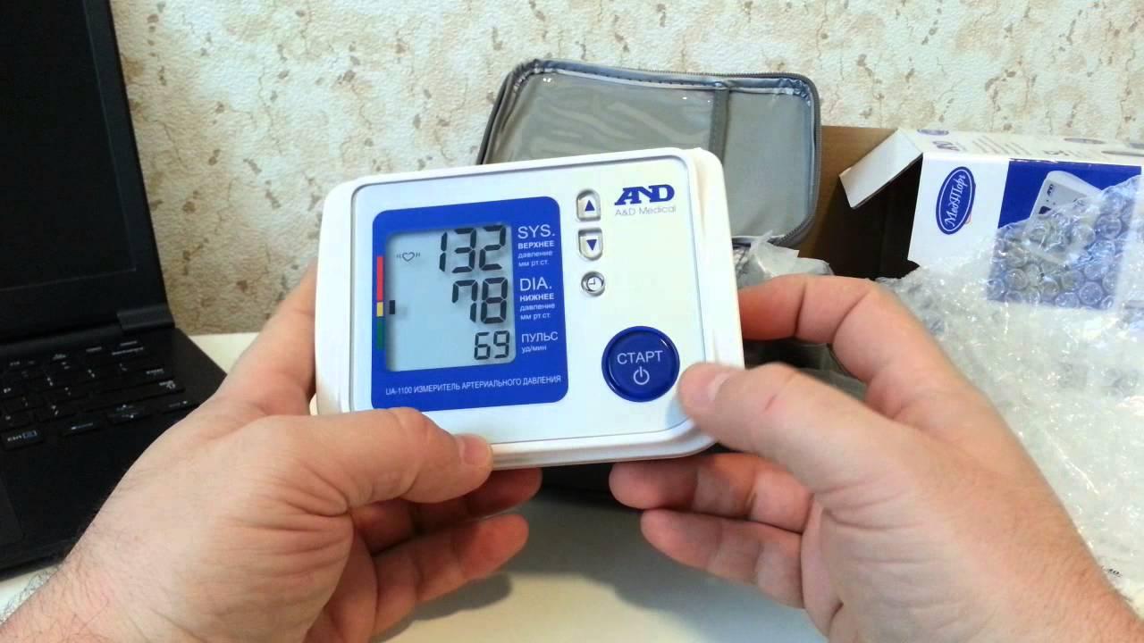 Тонометр and ua-670 ac автоматический от лидера продаж 120-80. Подробная характеристика прибора, инструкция и выгодная цена. Купить.