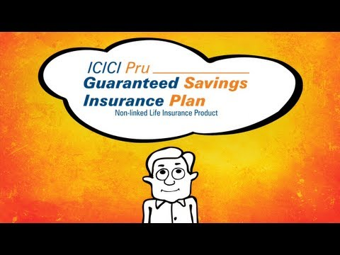 ICICI Prudential Life - Guaranteed Savings Insurance Plan