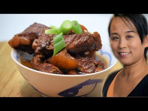 Spareribs & Potato Stew