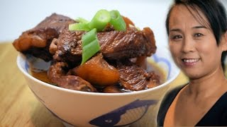 Chinese Spareribs & Potato Stew Recipe (Chinese Cooking Channel)