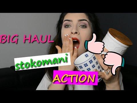 Entre Tops et Déceptions : HAUL ACTION STOCKOMANI MARSEILLE ( part 2 )/ My Life Secrets