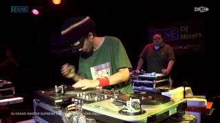 DJ Grand Master Supreme || 2009 DMC U.S. New York Regional || Final Round