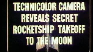 Destination Moon (1950) - Movie Trailer