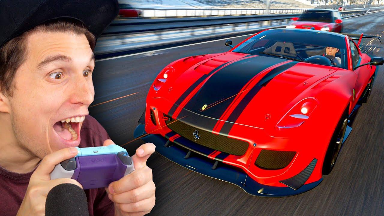 Dieses AUTO fährt über 500km/h | Forza Horizon 4
