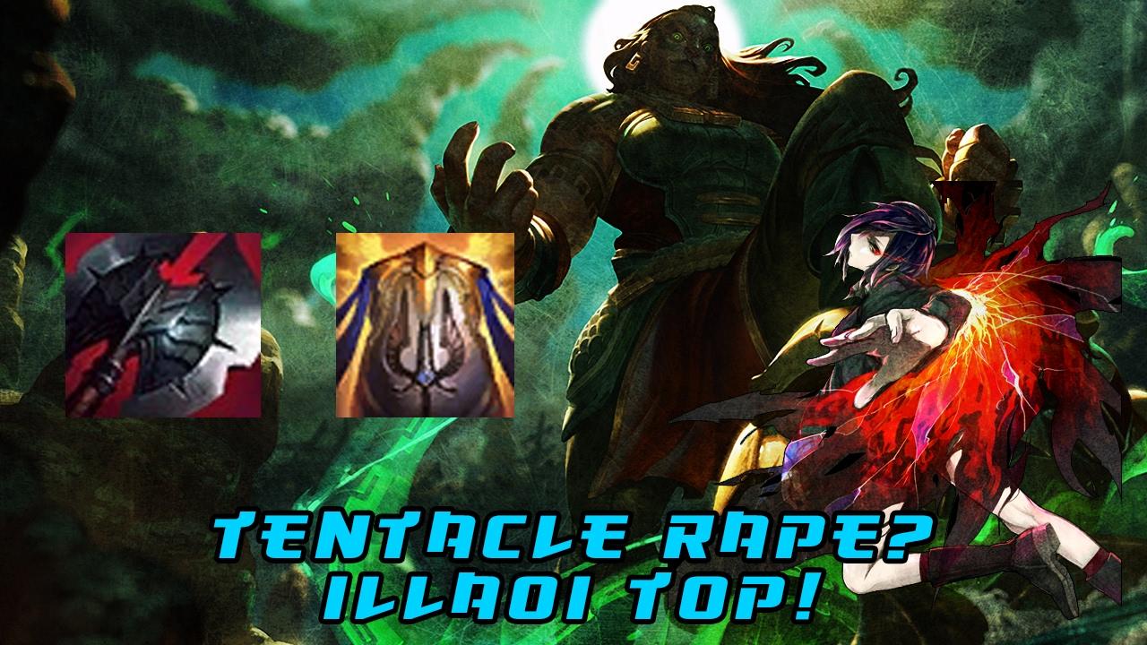 League of Legends Illaoi Top Gameplay ...