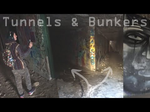 "Old Military Tunnels & Bunkers ""Malabar Sydney"""