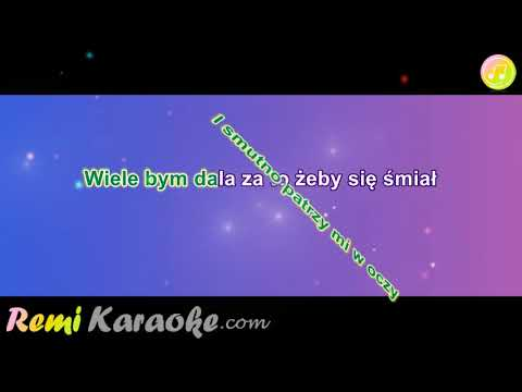 Eleni - Miłość jak wino (karaoke - RemiKaraoke.com)