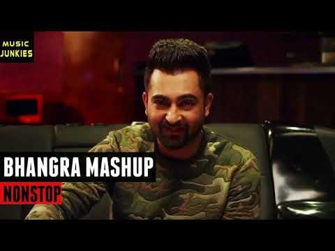 Punjabi mashup 2018 ☼ Latest Bhangra Nonstop Dance Party DJ Mix #02