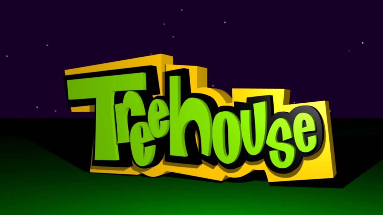 Treehouse tv youtube treehouse night ident youtube