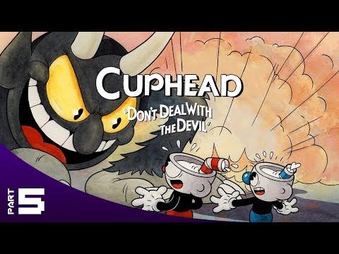 Cuphead - Night 5 (Twitch Archive)