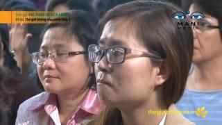 Phan Thị Bích Hằng nói chuyện với vong linh thai nhi ở nghĩa trang