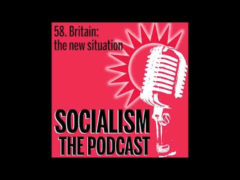 58. Britain: the new situation