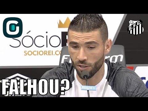 Luverdense 1x2 Santos | Falhas Do Vanderlei? - Gazeta Esportiva (18/05/18)