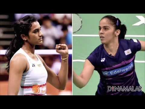 PV Sindhu smashes Saina to enter India Open semis