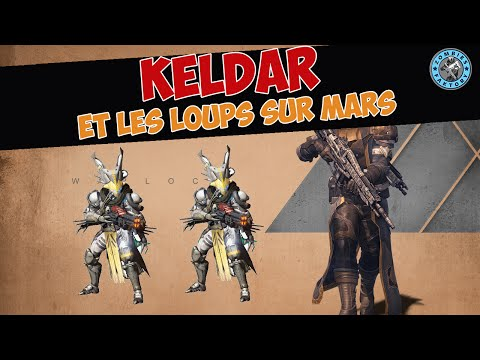 [DESTINY] LOUPS SUR MARS + TUER KELDAR PRETRE ARCHONTE
