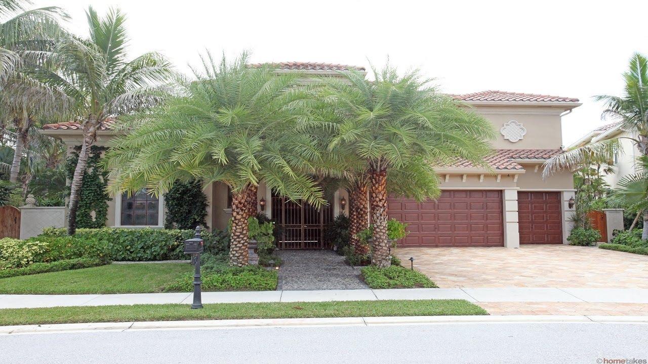 3136 San Michele Drive Palm Beach Gardens Florida 33418 - YouTube