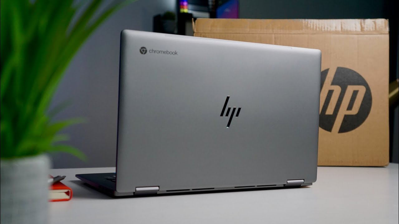 HP Chromebook x360 14c Unboxing & Hands-On