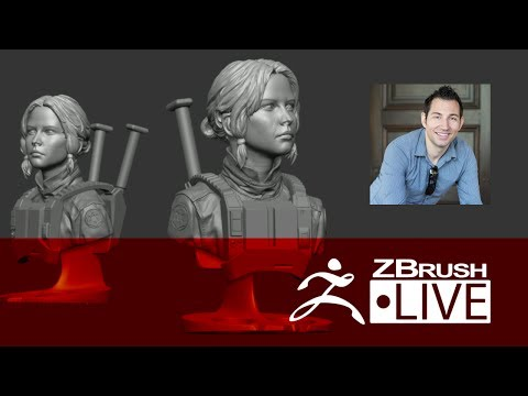 Robert Vignone - Creating Characters for 3D Printing - Episode 5