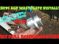 Agp wastegate install (How to turbo your dohc neon pt. 11)