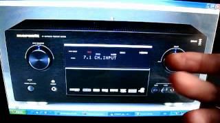 Підсилювач класу AB: Маранц СР-7002, 7x110W, приймач