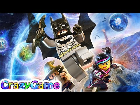 #LEGO #Dimensions Complete Walkthrough 6 Hour - Game For Children & Kids
