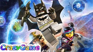 Video #LEGO #Dimensions Complete Walkthrough 6 Hour - Game For Children & Kids download MP3, 3GP, MP4, WEBM, AVI, FLV Juli 2018