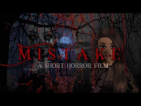 Mistake| A short avakin horror film *cringe*